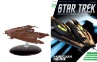 Star Trek The Official Starships Collection #30 Nausicaan Fighter